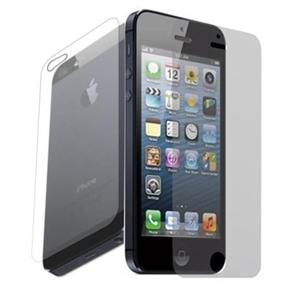 2 Películas Écran e Traseira iPhone 5 5c 5S SE