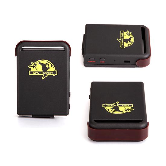 Localizador GPS TK102 Sim Carro/Pessoa