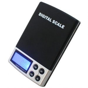 Balança Digital Precisão 0.1g x 1000g