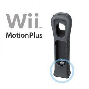 Wii Motion Plus + Capa Protectora Nintendo Wii