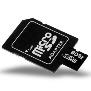 Cartão Micro SD 16GB Classe 4
