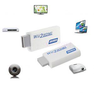 Conversor Wii - HDMI 720P 1080p FullHD TV
