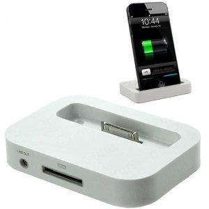 Dock Station para iPhone & iPod