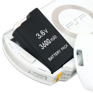 Bateria 3600mah PSP Fat 1000 1003 1004