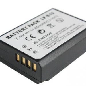 Bateria LP-E10 1160mAh Canon EOS 1100D 1200D