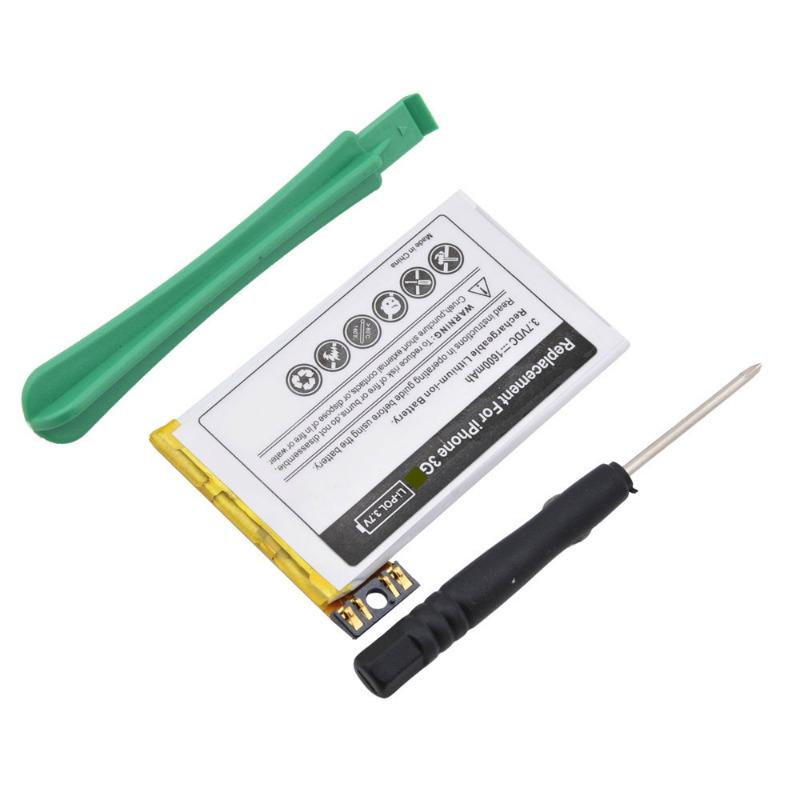 Bateria 1600mAh iPhone 3 + Ferramentas