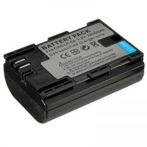 Bateria Canon LP-E6 2200mAh Canon EOS 5DS 6D 7D 60D 40D