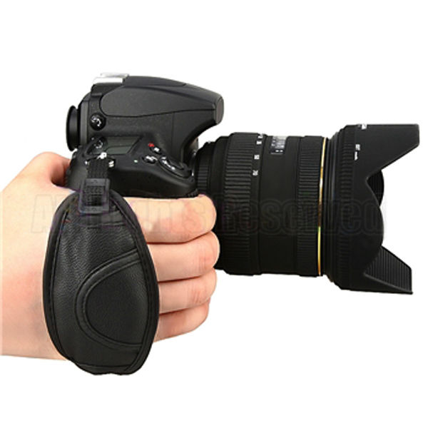 Alça de Mão Hand Grip strap Canon Nikon Sony