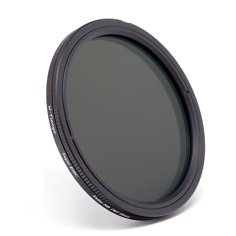 Filtro Densidade variável ND-2 ND2 - ND-400 ND400 67mm