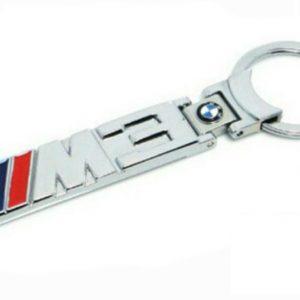 Porta Chaves Metálico BMW Série M3 M Power