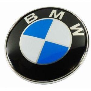 Símbolo Emblema BMW 78mm E31 E39 528 E53 E65 E66