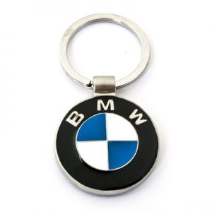 Porta Chaves Metálico BMW