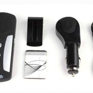 Kit De Mãos Livres Bluetooth Carro Automóvel