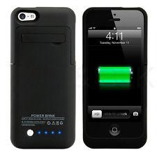Capa Bateria 2200mAh 5V iPhone 5 5S 5C SE