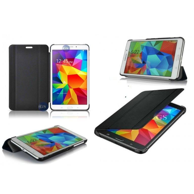 "Capa + Película + Pen Samsung Galaxy Tab 4 7"" T230 T231"
