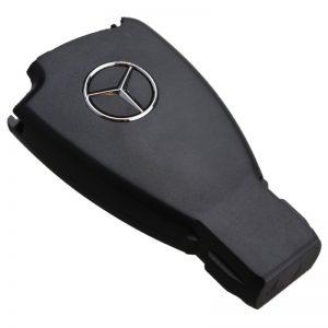Capa Chave 2 Botões Mercedes Benz M C E Class