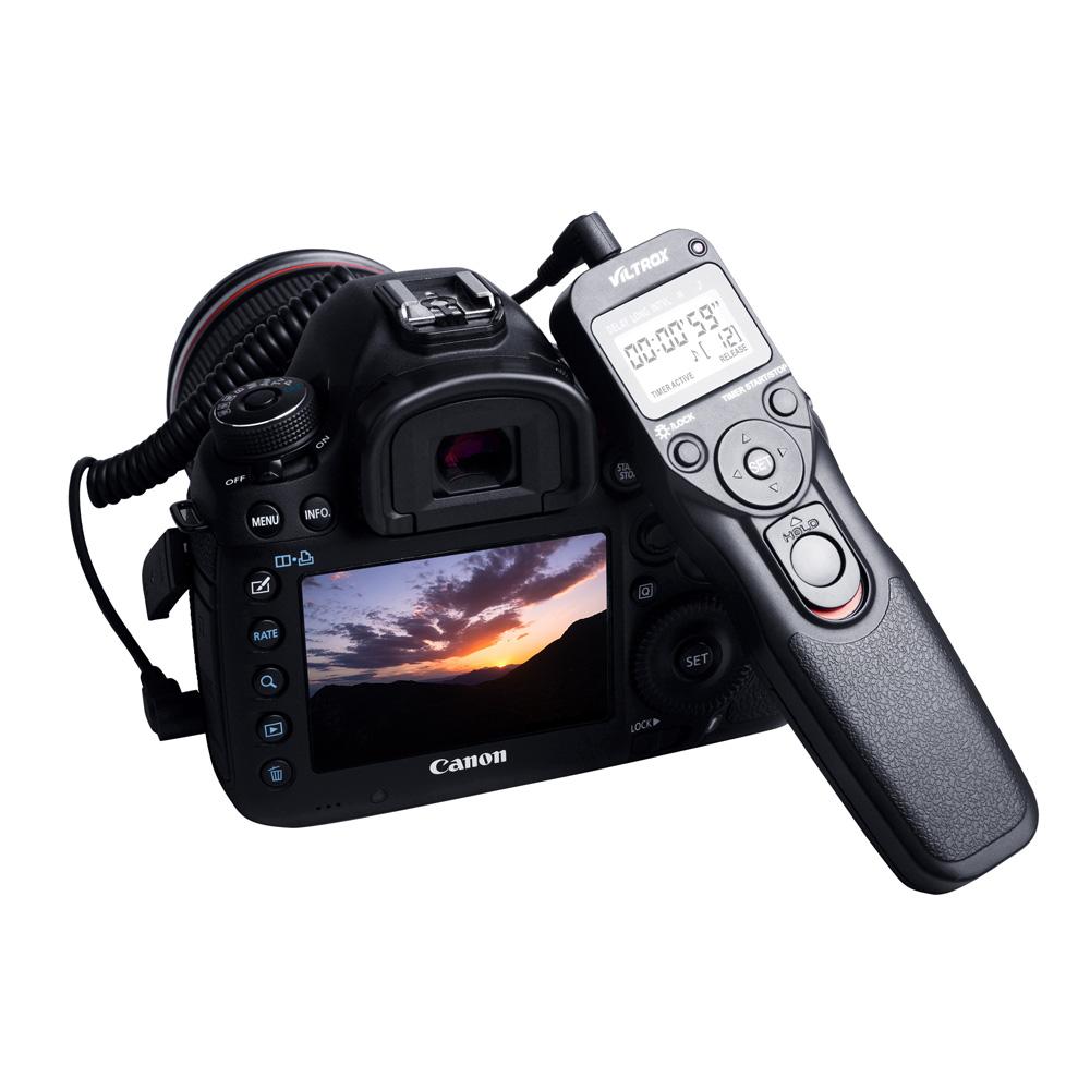 Comando temporizador time lapse Nikon D90 D7100 etc.