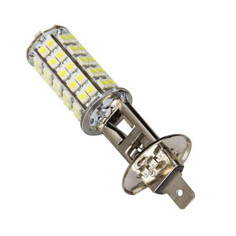 2x Automóvel luz LED Lâmpada H1 LED 1210 SMD LED