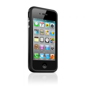 Bumper iPhone 4 & 4S Botões Metálicos