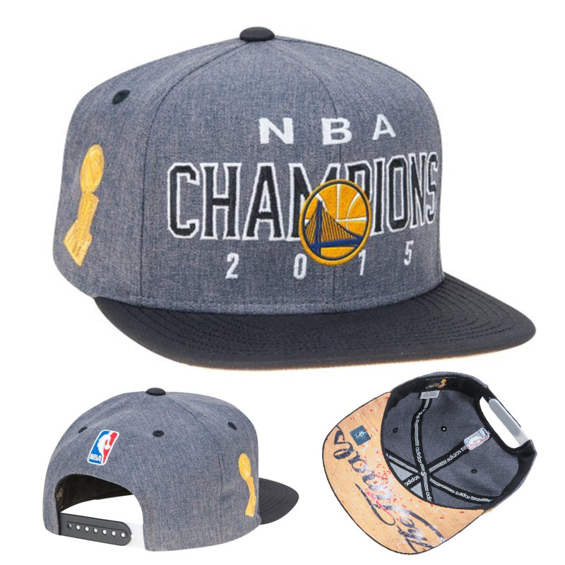 Boné NBA Champions Golden State Warriors