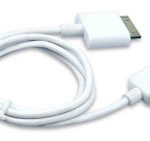 Cabo Dados Carregador USB iPod iPad iPhone 3G 3GS 4 4S