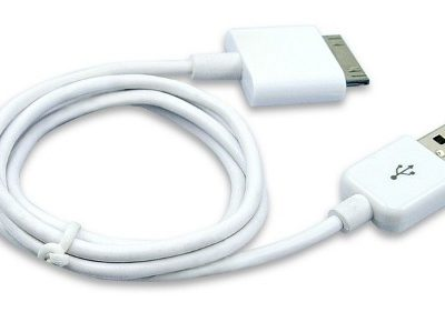 Cabo Dados Carregador USB iPod iPad iPhone 3G 3GS 4 4S