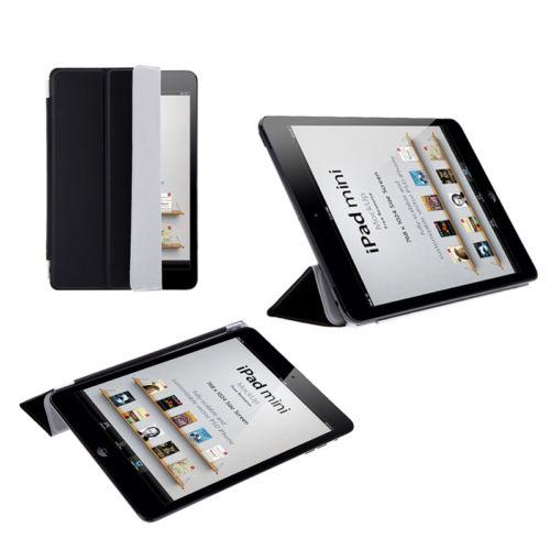 Smart Cover Capa Magnética Preto iPad Mini 1 & 2