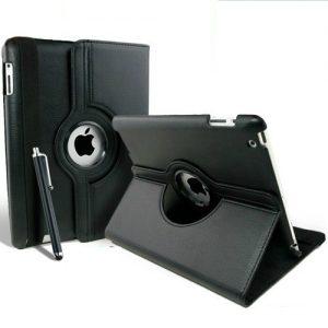 Capa Magnética Pele Apple Ipad 5 Air + Pen + Película