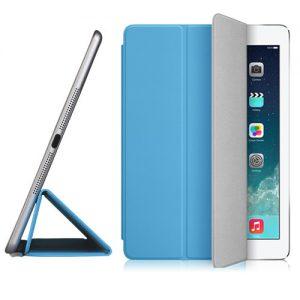Smart Cover Magnética Azul Apple iPad 5 & 6 Air 1 & 2