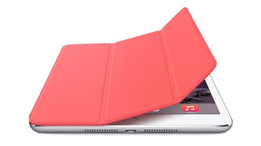 Smart Cover Capa Magnética Vermelha iPad Mini 1 2