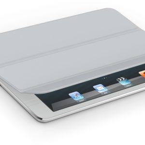 Smart Cover Capa Magnética Cinza Ipad Mini 1 2 3 4
