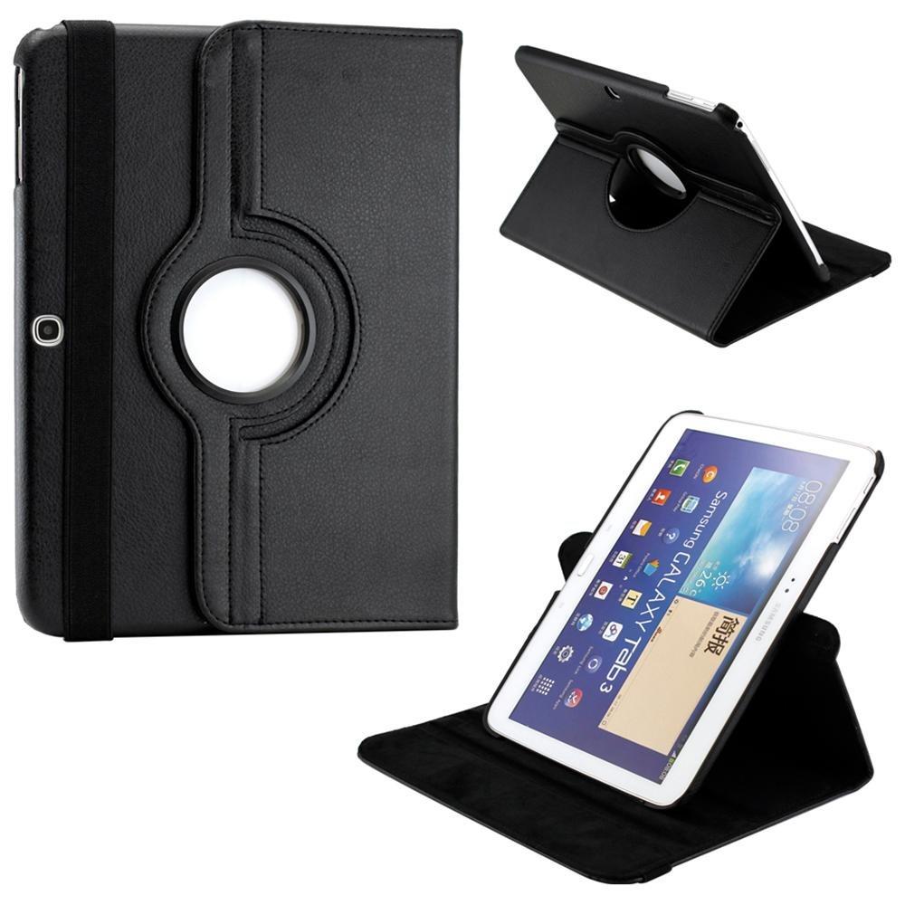 Capa de Pele 360º Samsung Galaxy Tab 3 10.1 P5200