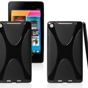"""Capa Gel TPU X-Line Google Nexus 7 """" 2 Versão 2013"""