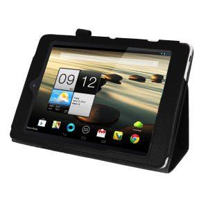 Capa Pele Acer Iconia A3-A10 + Película + Pen