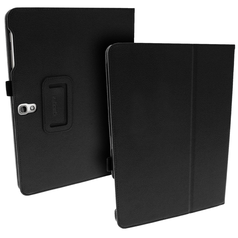 "Capa Pele Samsung Galaxy Tab S 10.5"" T800 T805 + Película"