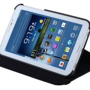 Capa Pele 360º Samsung Galaxy Tab 4 7.0 T230 T231