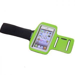 Braçadeira Desporto Verde iPhone 3G 3GS 4 4S