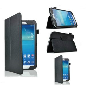 Capa Pele para Samsung Galaxy Tab 3 8.0 T311 T310