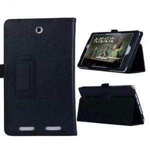 Capa Pele Preta Acer Iconia Tab 8 W1-810