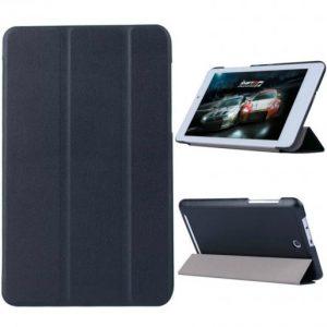 Capa Smart Cover Pele Preta Acer Iconia Tab 8 W1-810