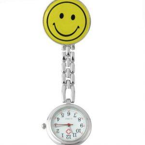 Relógio Enfermeira ou Auxiliar hospitalar Farda Bata