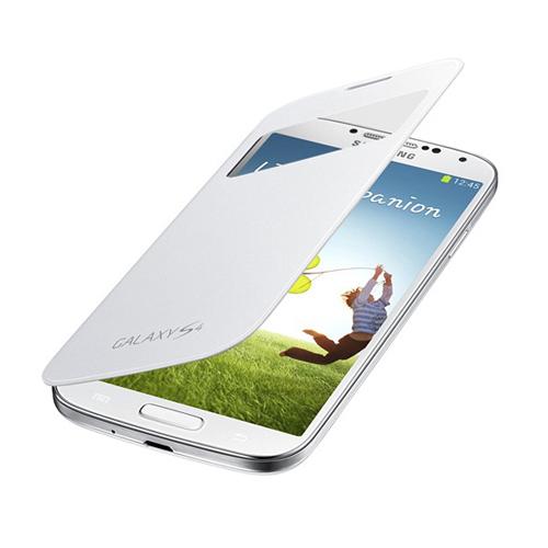 Capa flip Original S-VIEW Galaxy S4 GT- i9500 GT- i9505