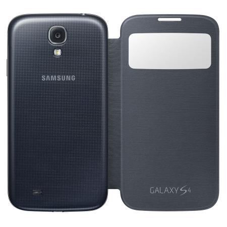 Capa flip Original S-VIEW Galaxy S4 GT- i9500 GT i9505