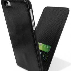 Capa Carteira Pele Flip iPhone 6 Plus 5.5