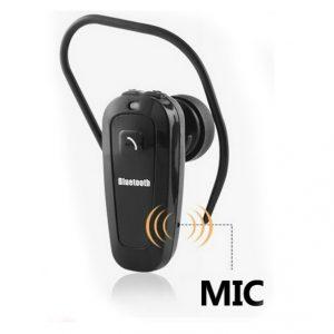 Auricular Phone De Mãos Livres para Telemóvel Bluetooth