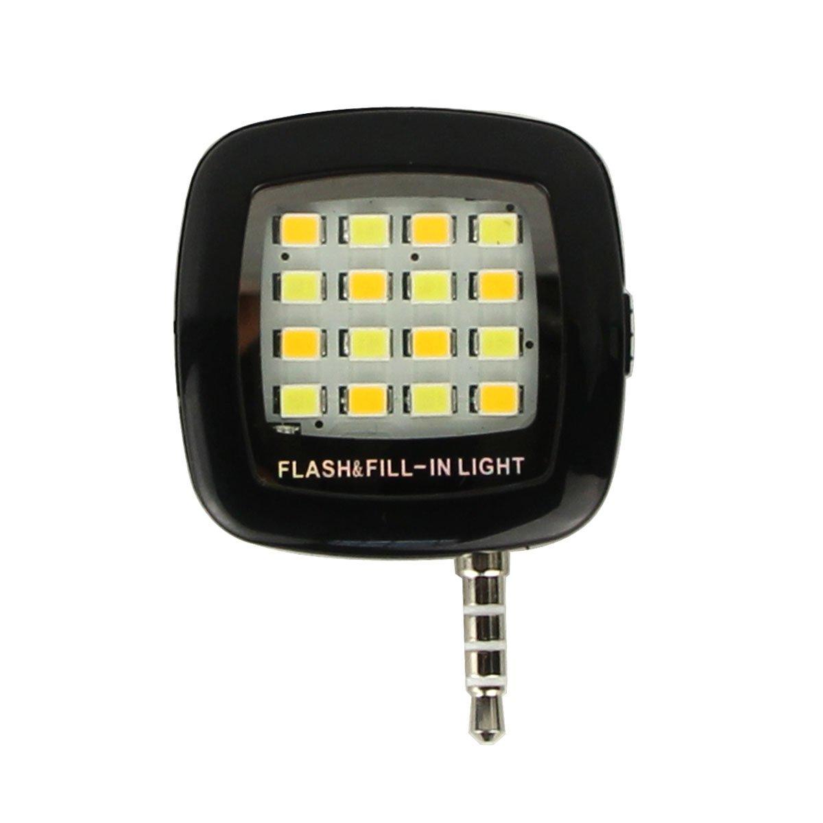 Mini Luz 16 LED Para Selfie Portátil universal