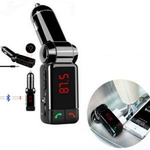 Kit de Mãos Livres Telemóvel Modulador MP3 Bluetooth