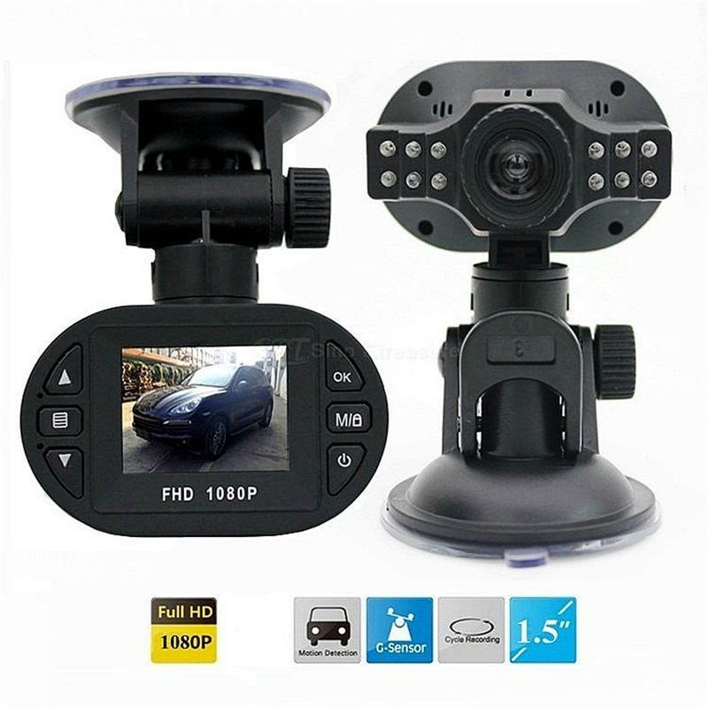 Câmera de Filmar Automóvel FULL HD 1080 visão noturna