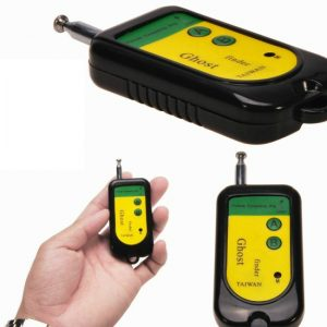 Detector de Câmeras Espião e Microfones sinal sem Fios