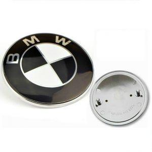 Símbolo Emblema BMW 74mm E30 E36 E46 M3 M5 320D